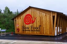 Slow Food Pavillons